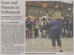 Gartenfest in Eyrichshof