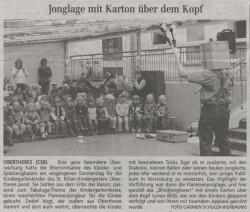 Kindergarten Obertheres
