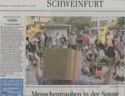 Pflasterklang Schweinfurt
