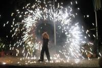 Feuershow Detlef Vogt