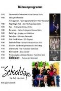 B?hnenprogramm Sommerfest N?rnberg