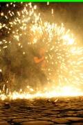 Feuershow Finale