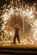 Pyroeffekt - Feuershow - Zugabe