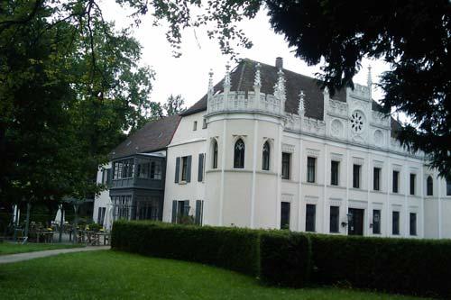 Schloss Reichenschwand bei Lauf, Firmenevent, Feuershow