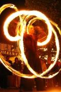 Feuershow Unterfranken