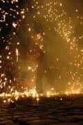 Königsberg Feuershow Finale