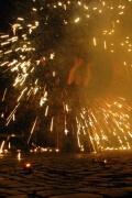 Unterfranken Finale Feuershow