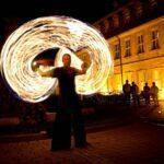 Feuershow Bamberg Hochzeitsshow