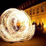 Hochzeitsshow Bamberg Feuershow