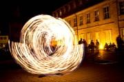 Feuershow Bad Kissingen
