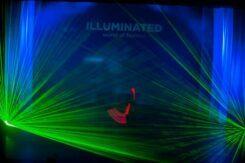 Leuchtshow LED - Show Würzburg