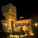 Schloss Coburg Feuershow