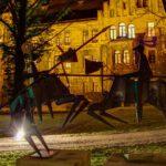 Schloss Faber Castell Leuchtshow