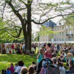 Schlossparkfest Werneck Gaukler