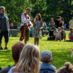 Gaukelei beim Schlossparkfest