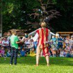 Schlossparkfest Gaukler