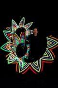 Leuchtshow-Pixel-Poi