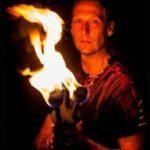 Feuershow Feuerkünstler