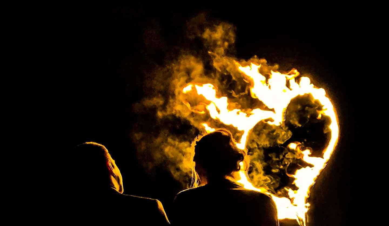 Feuershow Zur Hochzeit Ihre Hochzeitsfeuershow Preise
