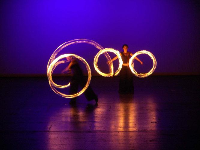 Feuershow Gala